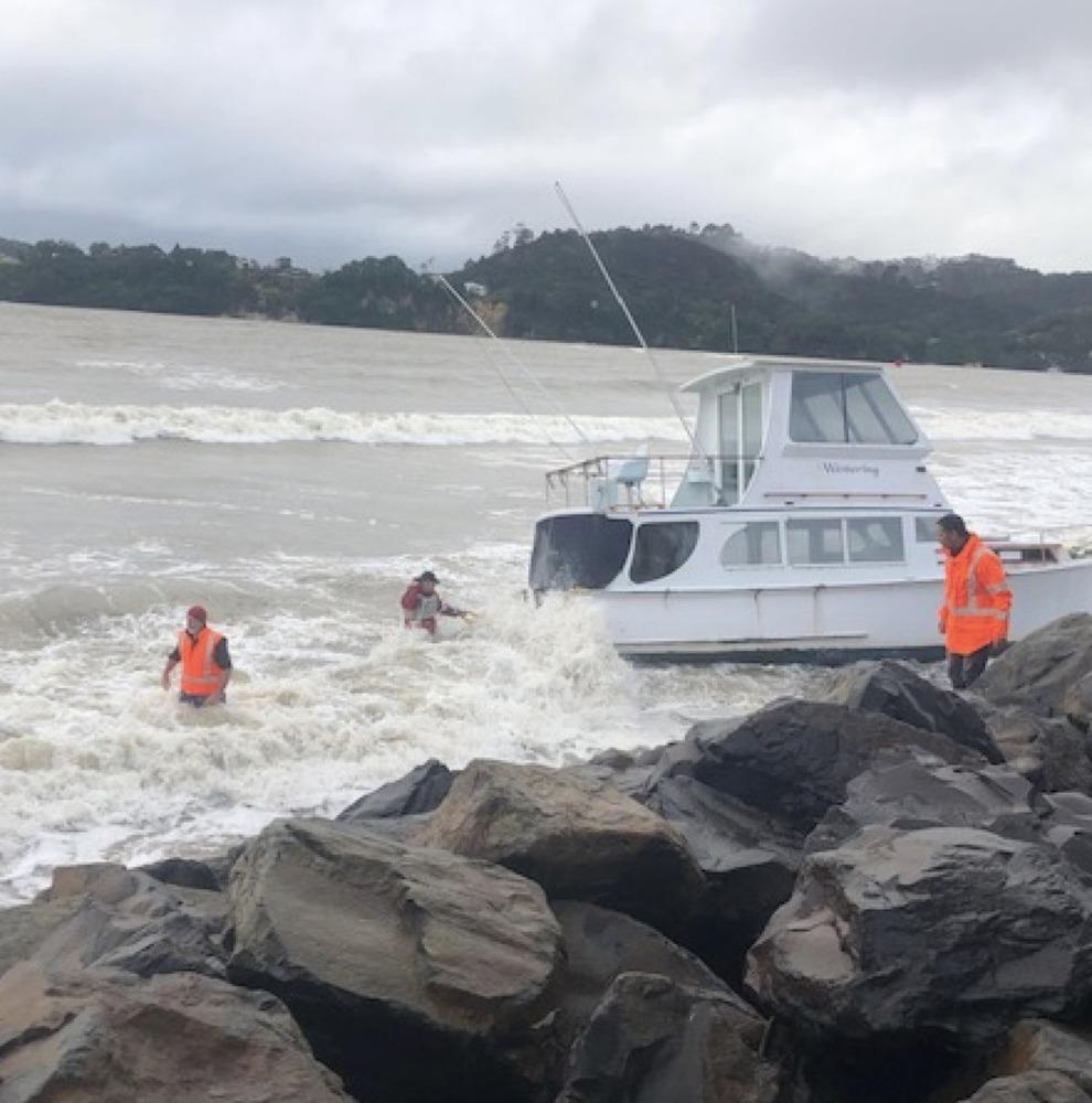 Caution advised at Buffalo Beach Whitianga