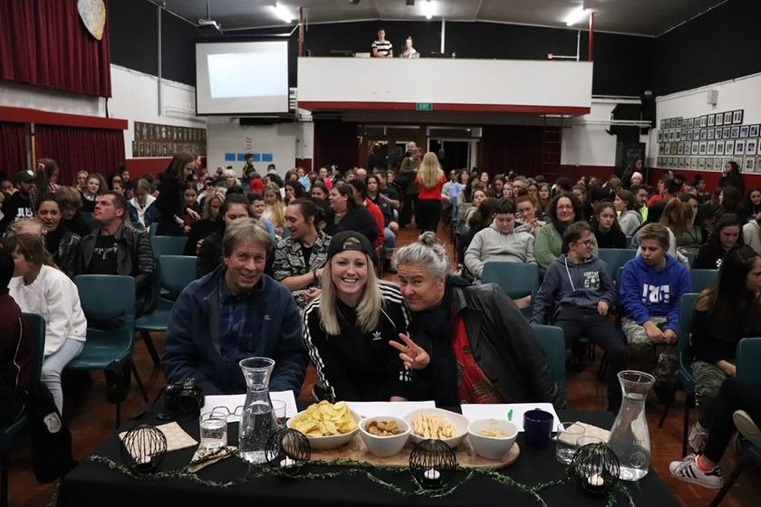 Waihi College Talent Quest showcases variety