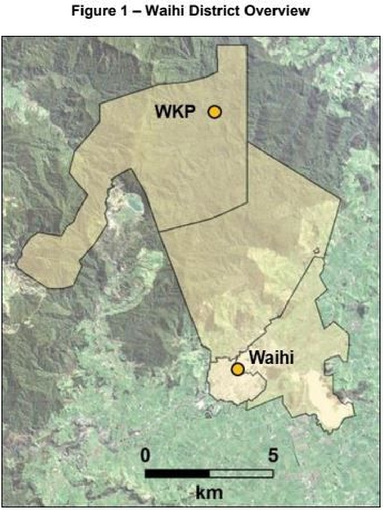 Miners Announce New Waihi Pit but Downplay DOC Land Mining Plan