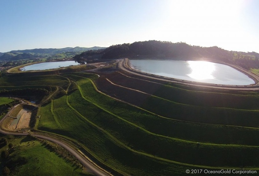 High Court Approval for OceanaGold to buy Waihi farms