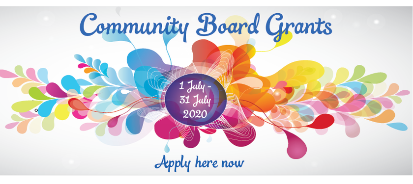 TCDC Community Board grant applications open until July 31