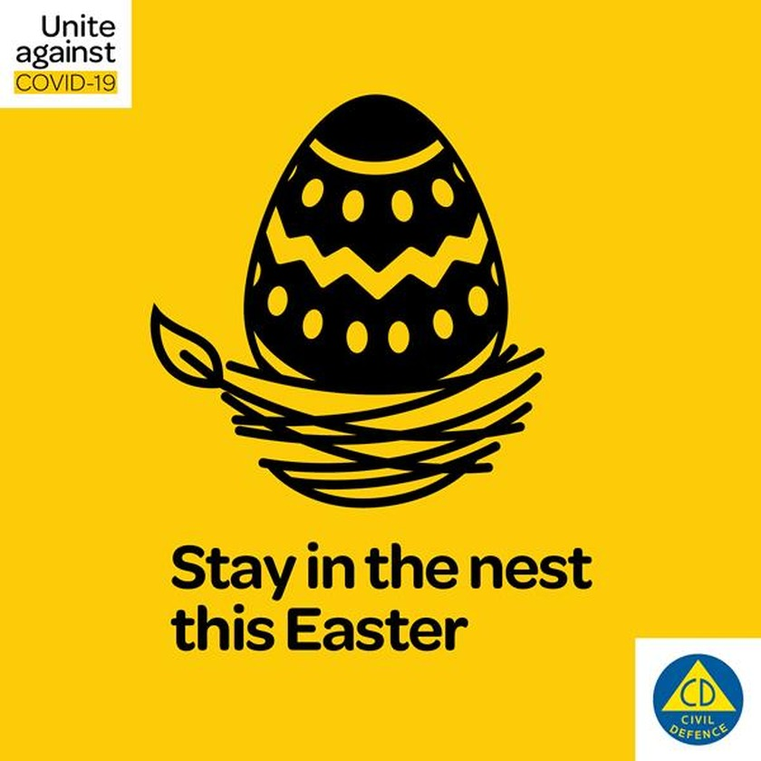 Don't be an egg this Easter