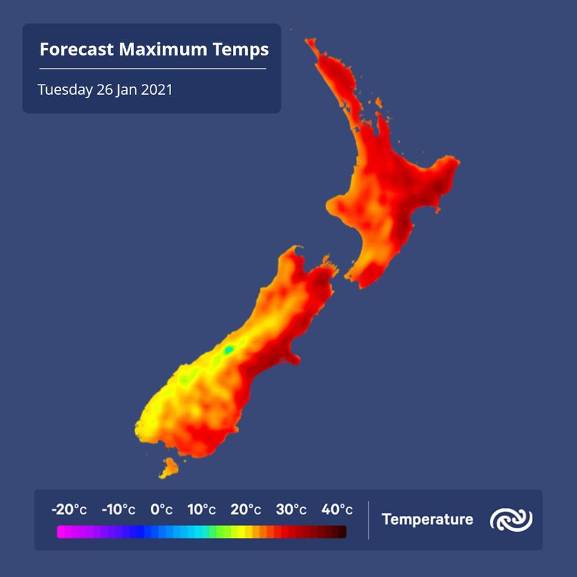 Heat returns in the east next week