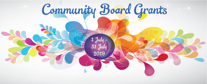 Last call for TCDC Community Board grant applications