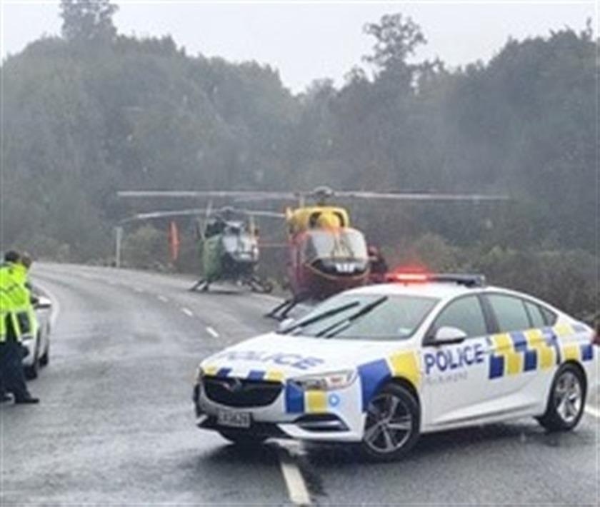 Bus crash near Rotorua - update