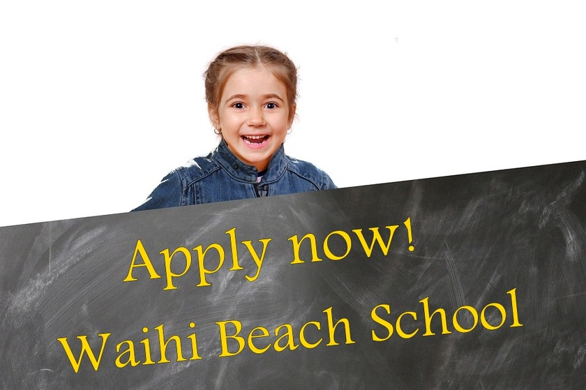 Office Manager Position @ Waihi Beach School