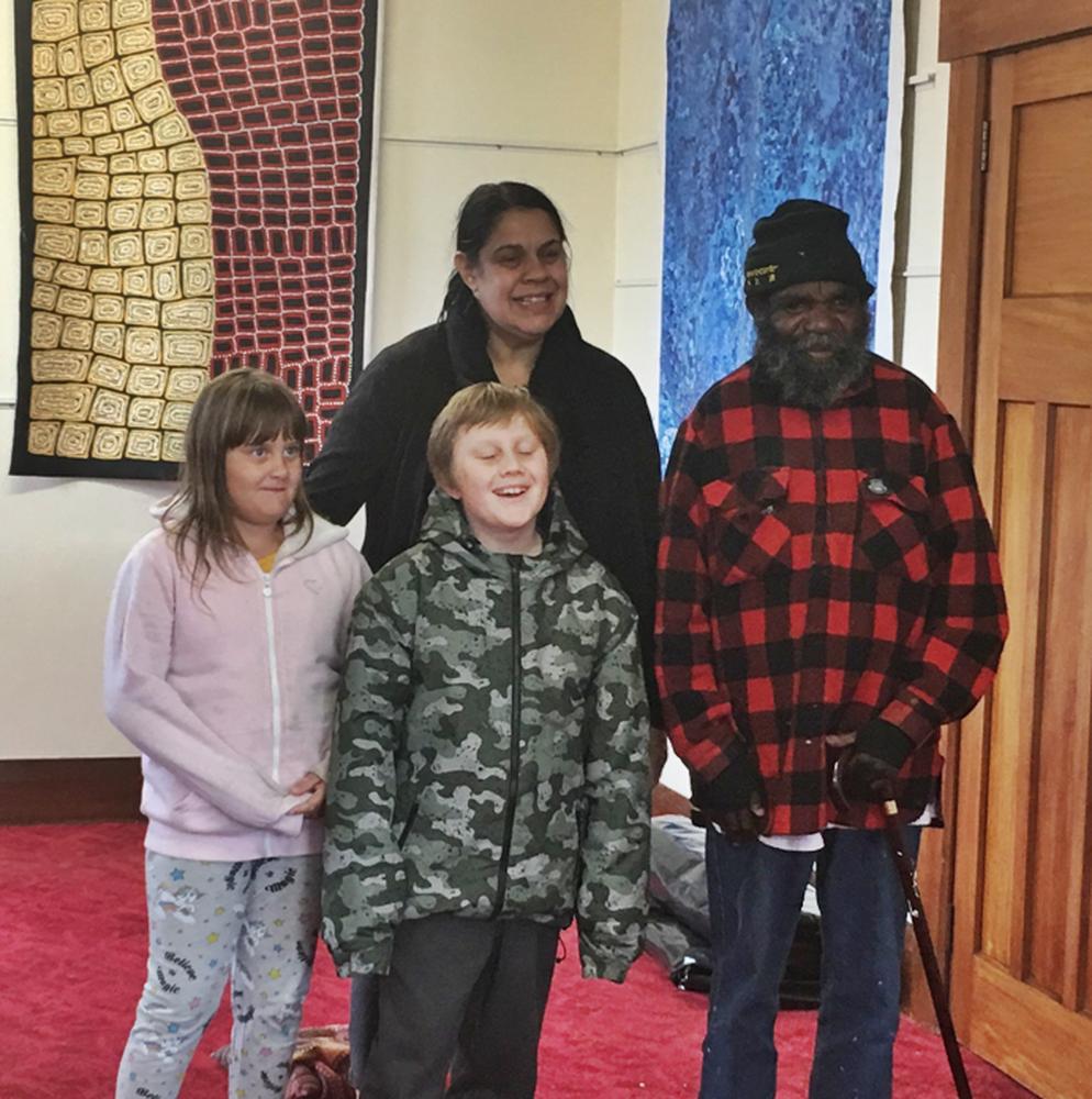 Aboriginal Indigenous Art in Paeroa