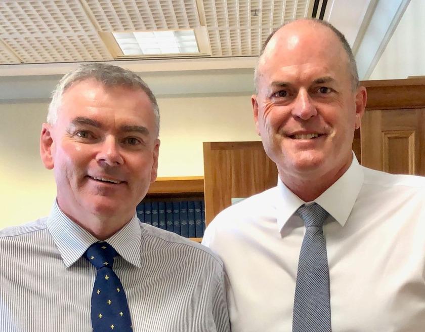 Coromandel MP Moves to Top Ten