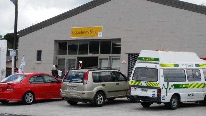 Waihi St John Op Shop reopens