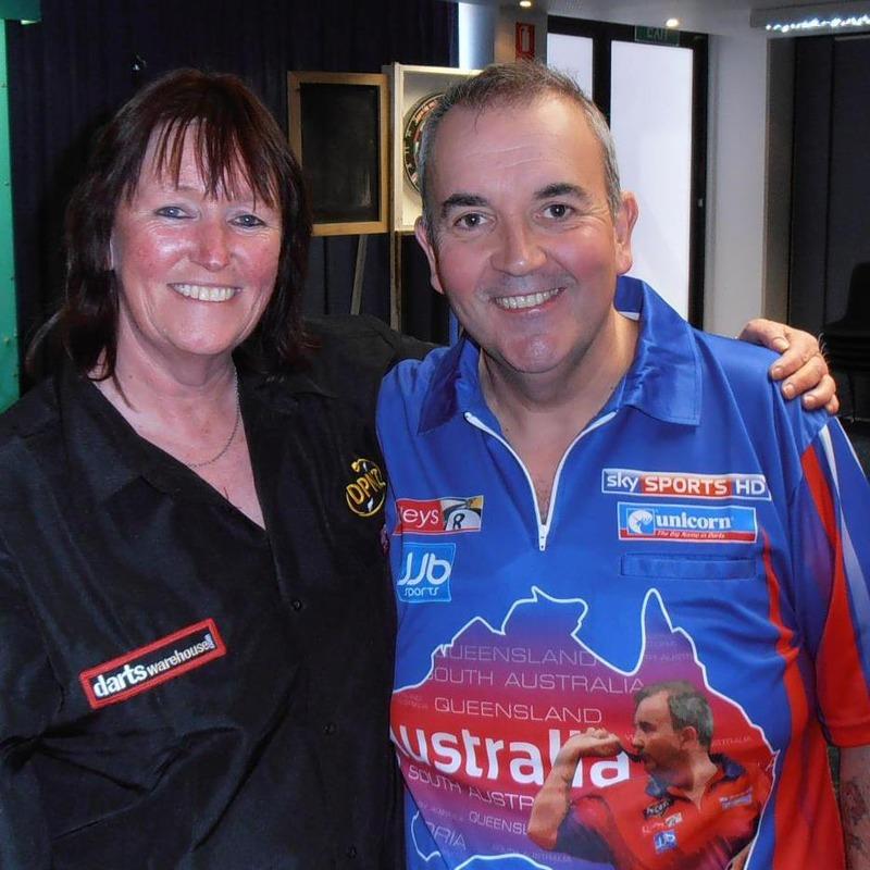 Waihi's Wendy Harper eyes up darts world title