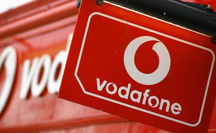 Vodafone network outage