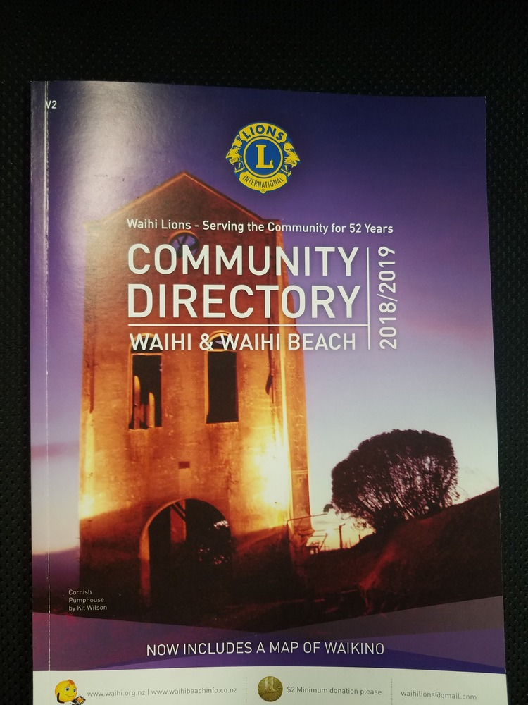 Get Listed and Get Connected with Waihi Lions Community Directory