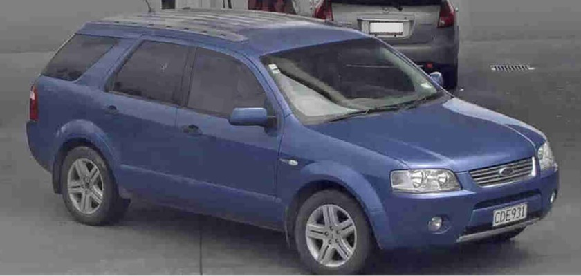 Appeal for sightings of vehicle in Tauranga double homicide