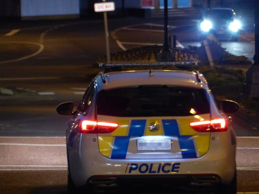 Police step up Thames Coromandel presence