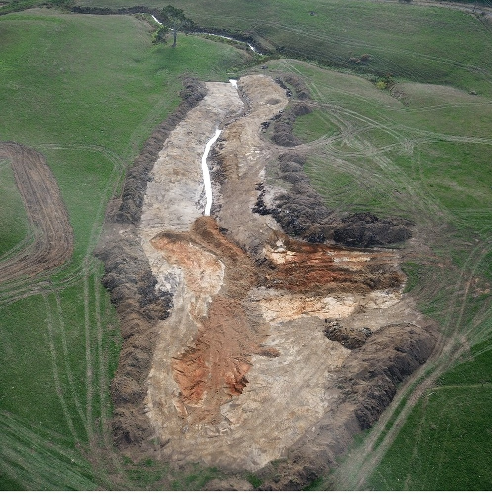 Spike in illegal earthworks calls for greater care