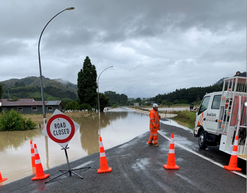 Droughts and floods – the Bay of Plenty's new extremes