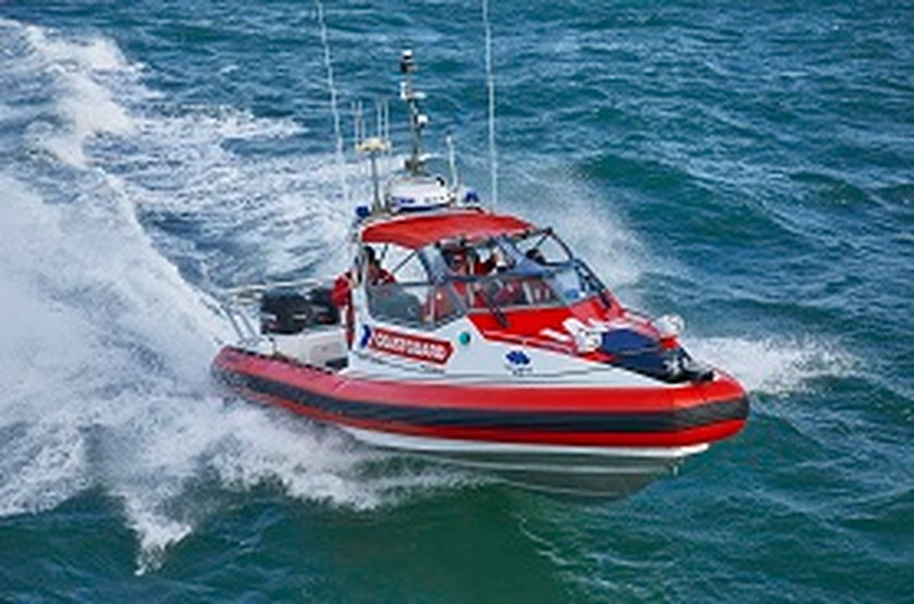 Coastguard appeals for people not to go out on the water