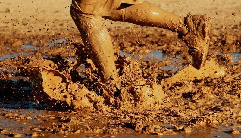 Waihi Scouts Mudslide News Flash - Adventure Mud Run!