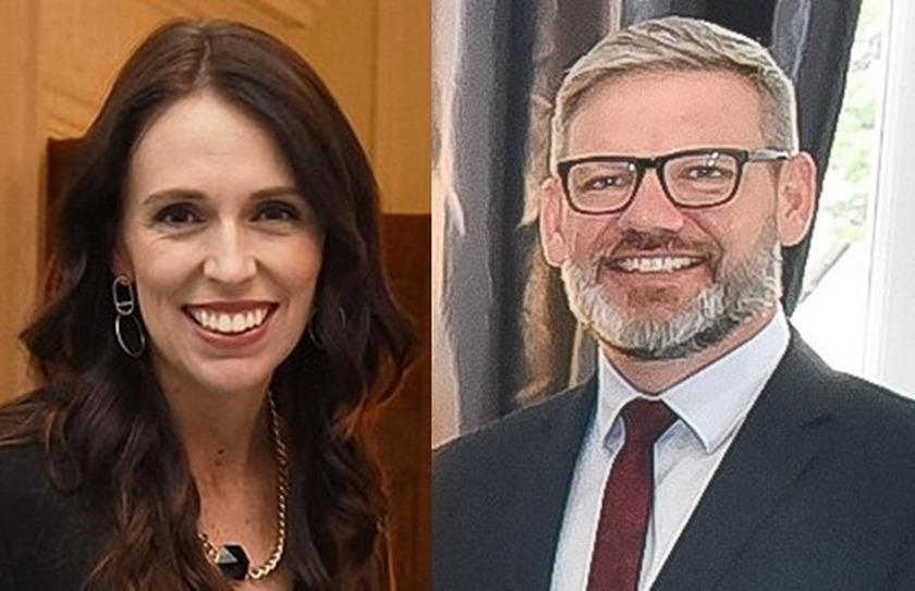 Prime Minister Jacinda Adern dismisses Iain Lees Galloway