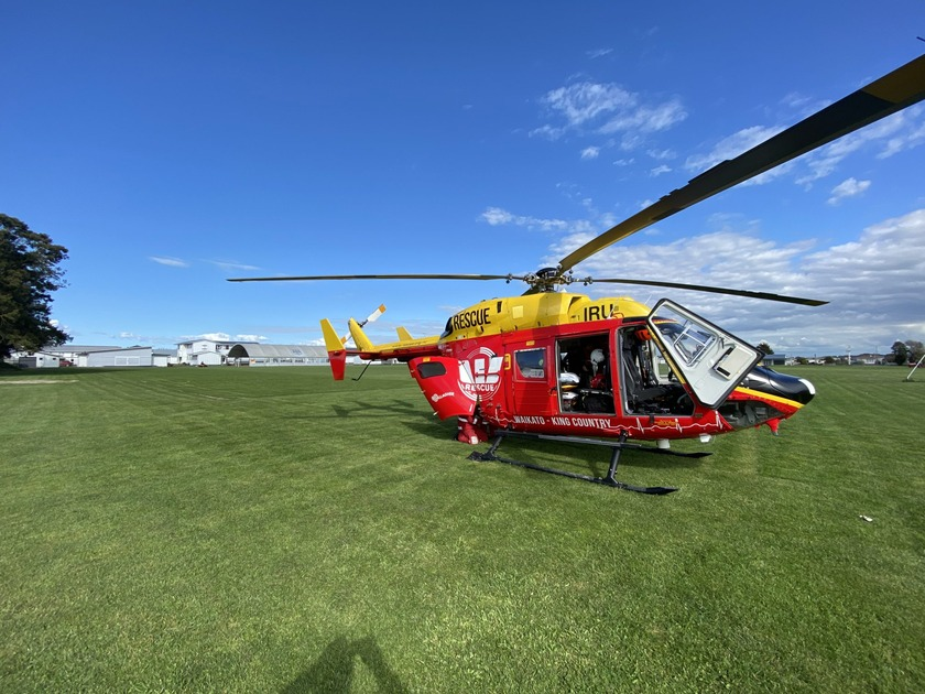 Waihi RSA Brain Teaser Supports Rescue Helicopter on Saturday October 17