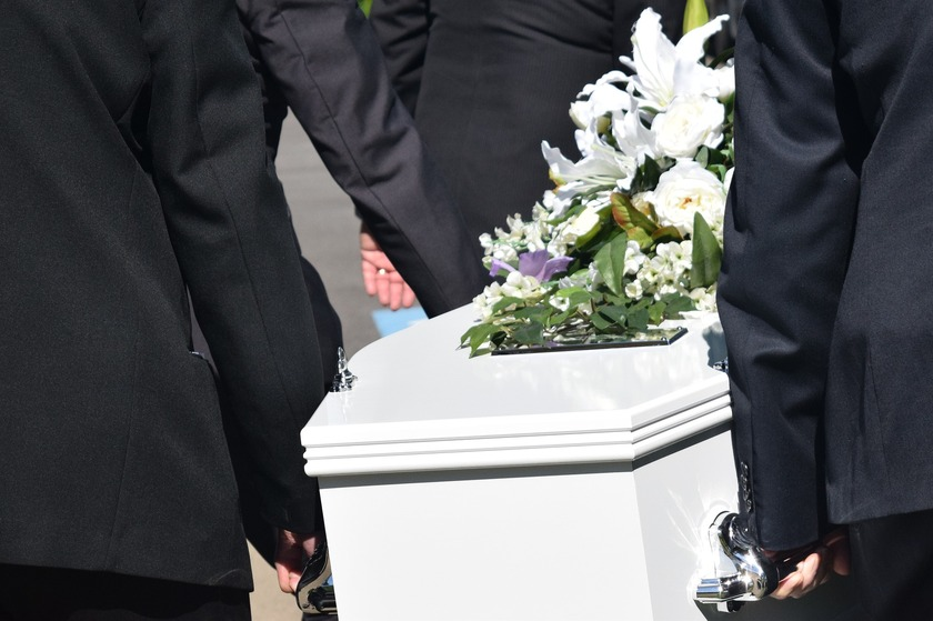 Up to 50 to be allowed at funerals – if strict public health measures are in place