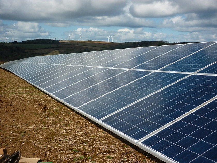 Solar Farm Partnership Sought