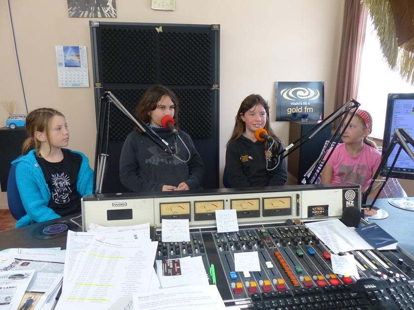 Gold FM's Radio School