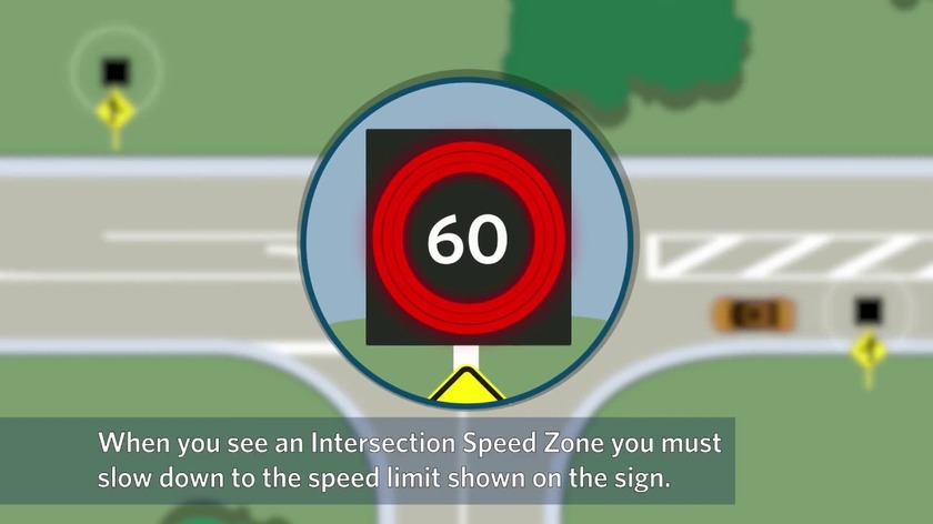 Speed signs now live at four Waikato intersections