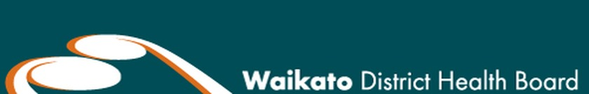Changes to Waikato DHB visitor policy in Alert Level 3