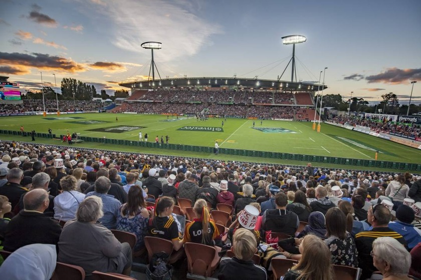 FMG Stadium Waikato kicks off with Gallagher Chiefs vs. Blues