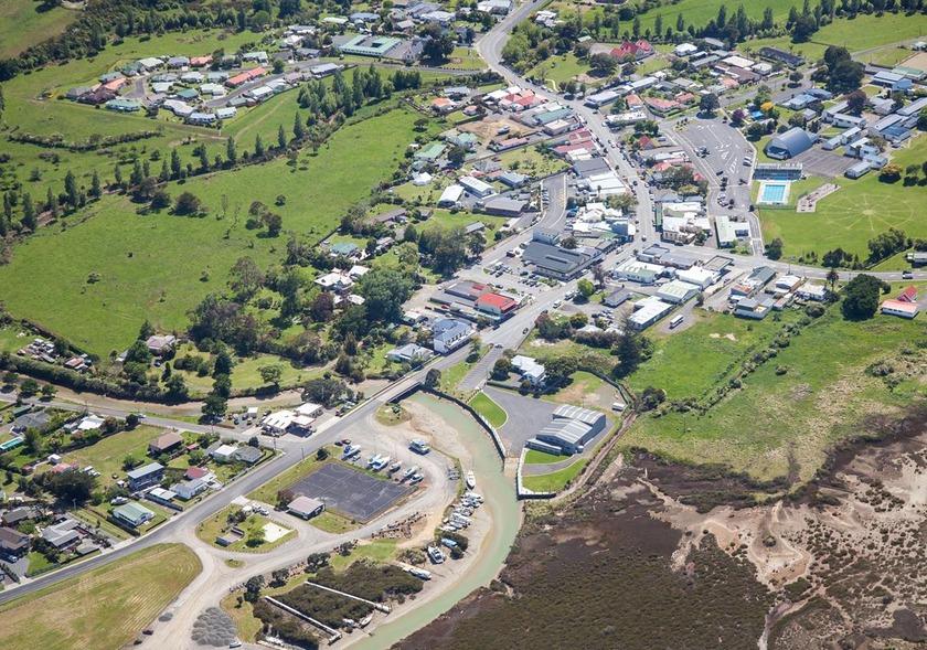 Coromandel Town water supply low after mains break