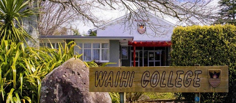 Arsons at Waihi College - Police appeal for information