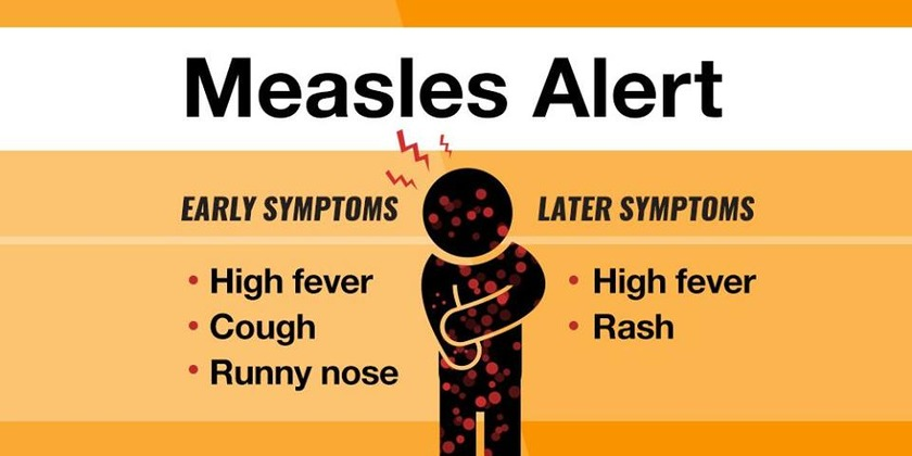 Measles confirmed in Waihi