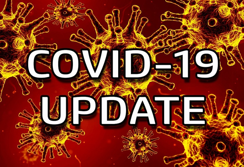 6 new cases of COVID-19