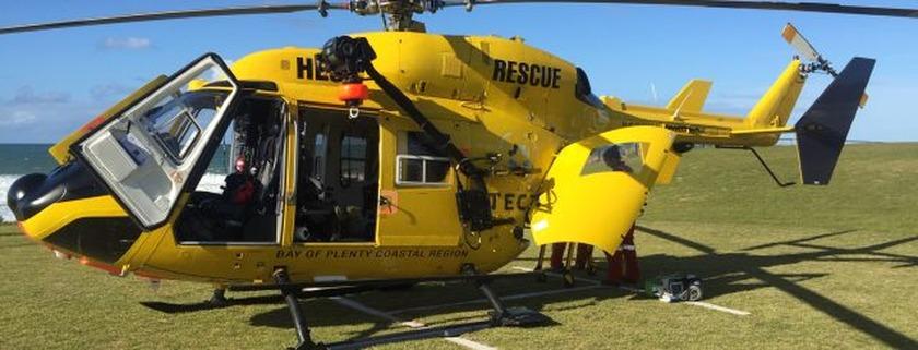 Rotorua Man has sudden heart attack in Whiritoa