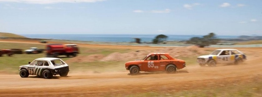 Life in the fast lane is back at Waihi Beach Dirt Track