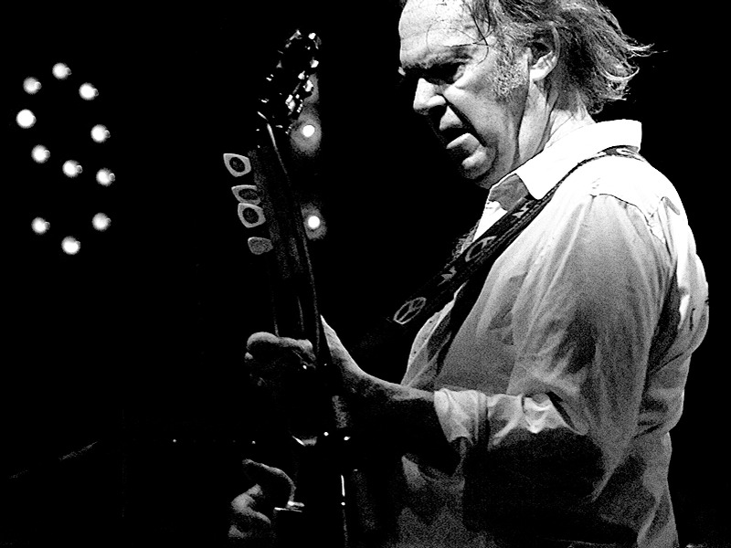 Neil Young to release Tuscaloosa June 7
