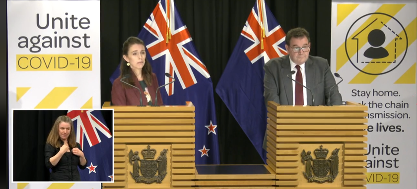 COVID-19: Further steps to protect New Zealanders' jobs