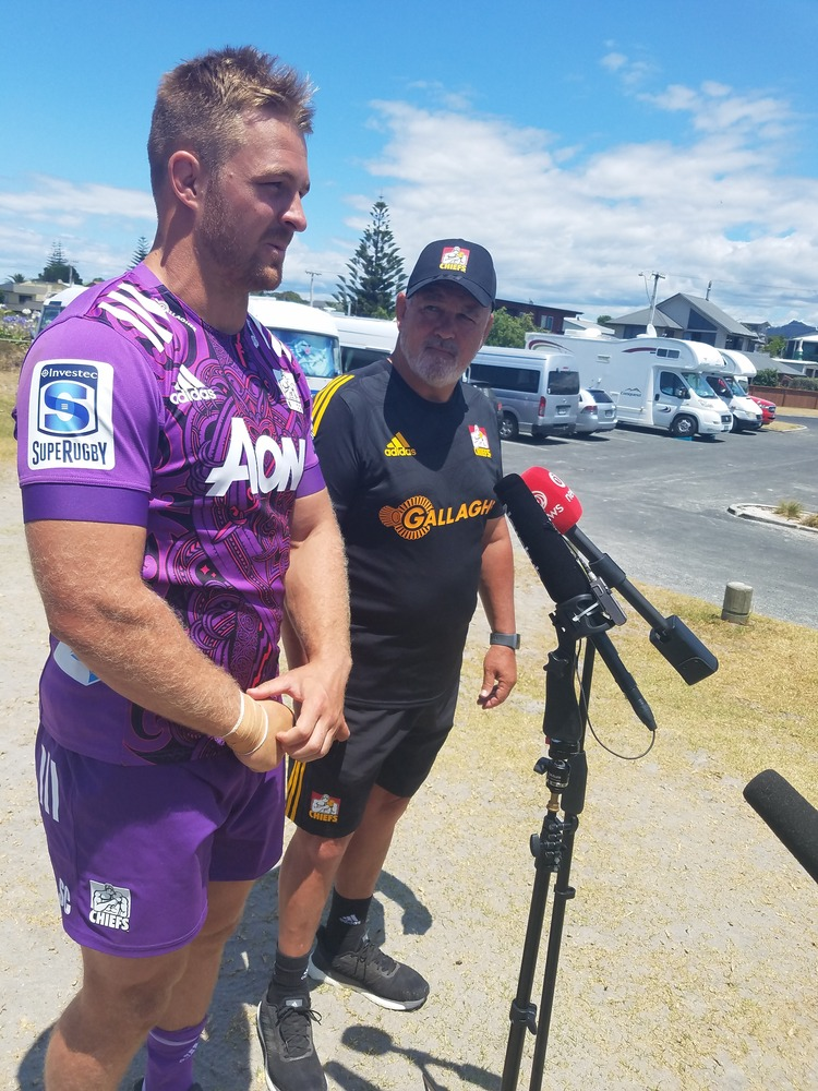 Gallagher Chiefs named for 2020 Investec Super Rugby opener