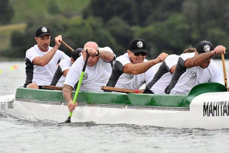 Waihi locals achieve great results at National Waka Ama Sprints