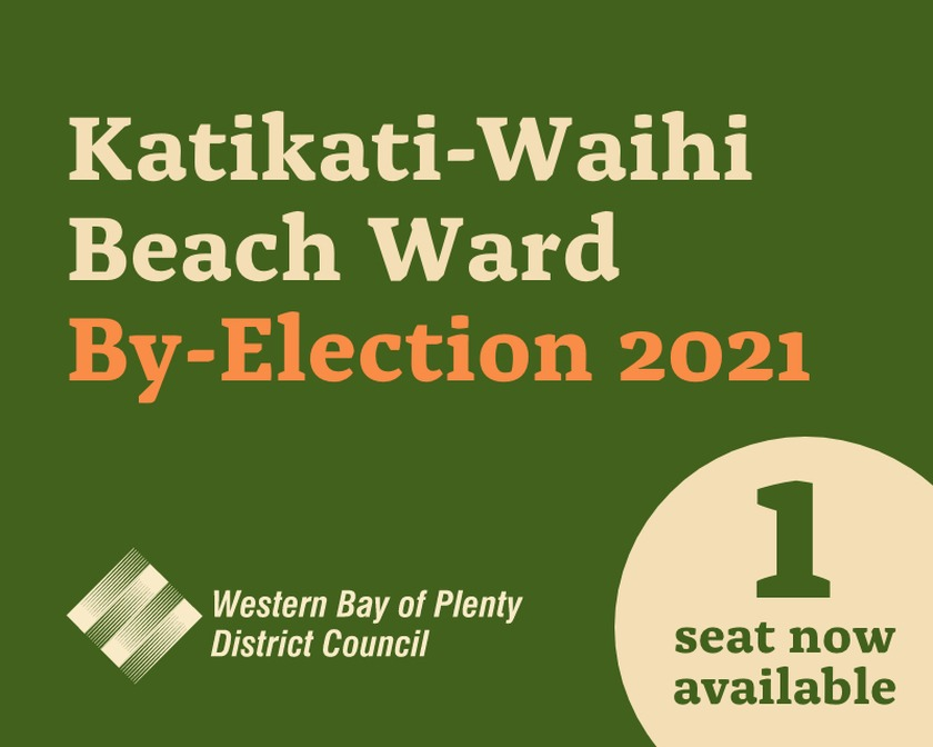 Voting open in Katikati-Waihi Beach by-election