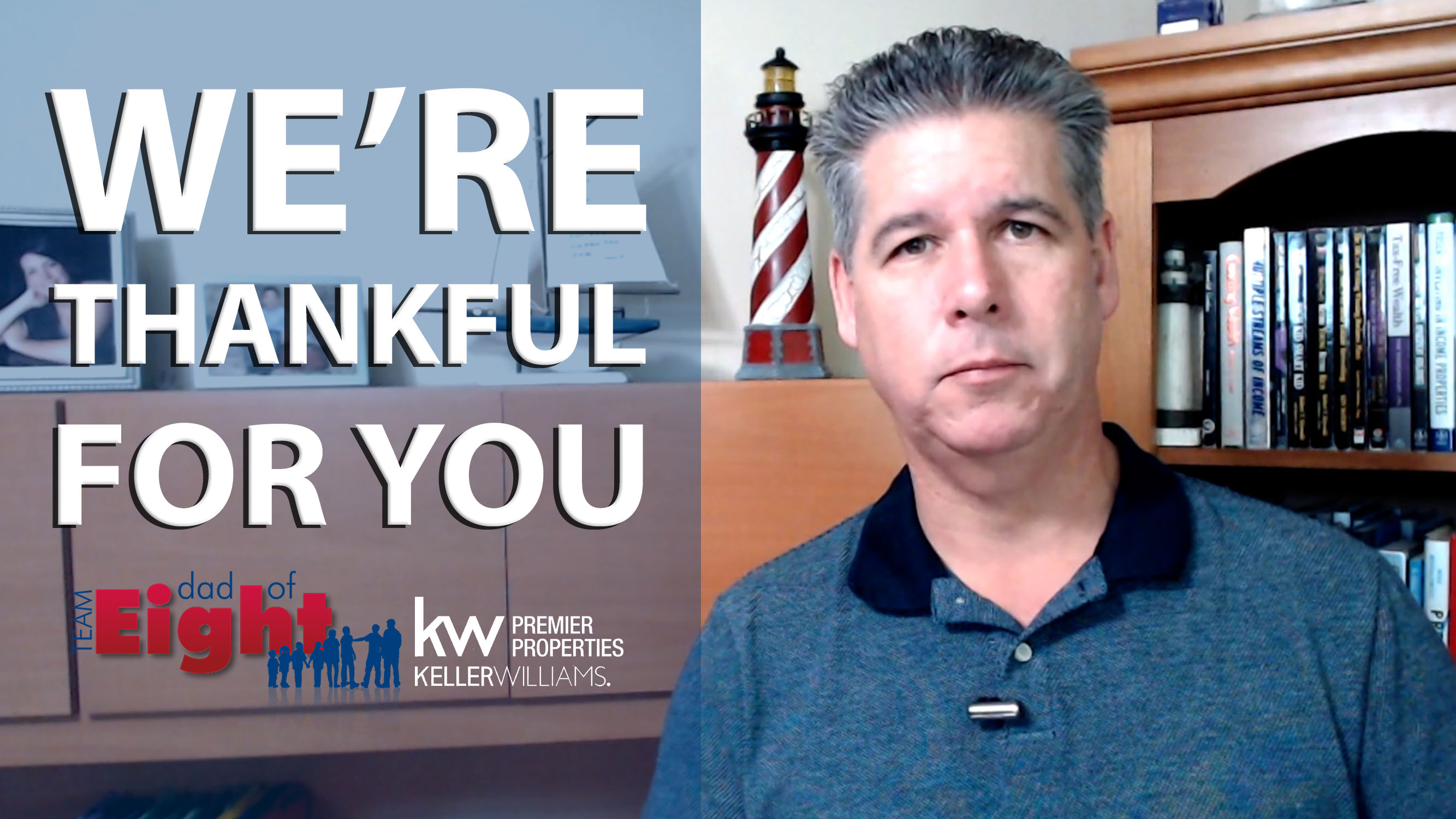 Our Thanksgiving Message to You