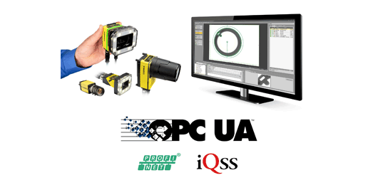 Cognex In-Sight Vision Systems Offer New, Powerful Industry 4.0 Capabilities