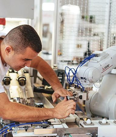 Bertelkamp Automation, Inc. Announces Landmark Sale of Robot Diamond Assurance Plan