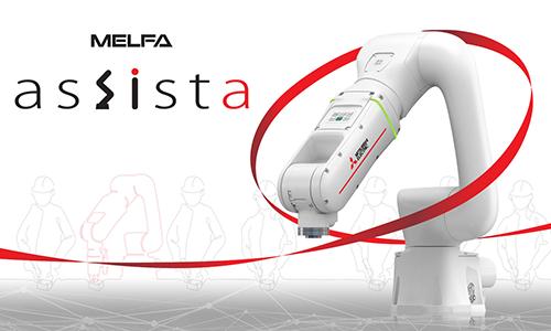 Introducing MELFA ASSISTA: A True Industrial Cobot