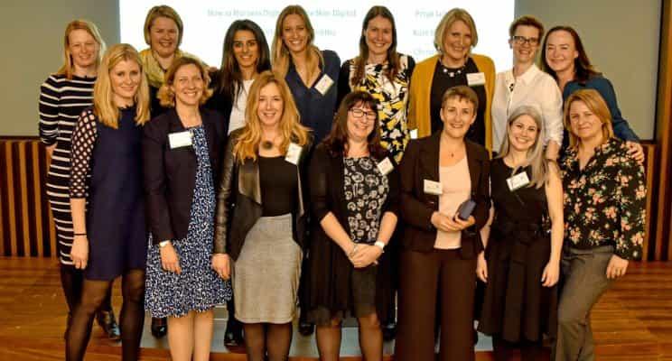 10 digital ladies awards