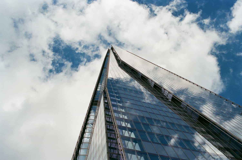 Skyscraper by Charlotte Emms
