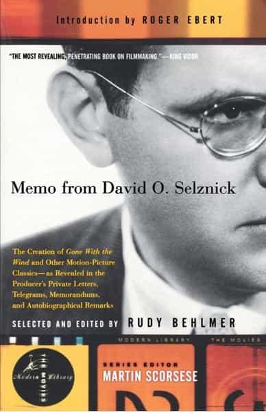 Memo from David O.Selznick