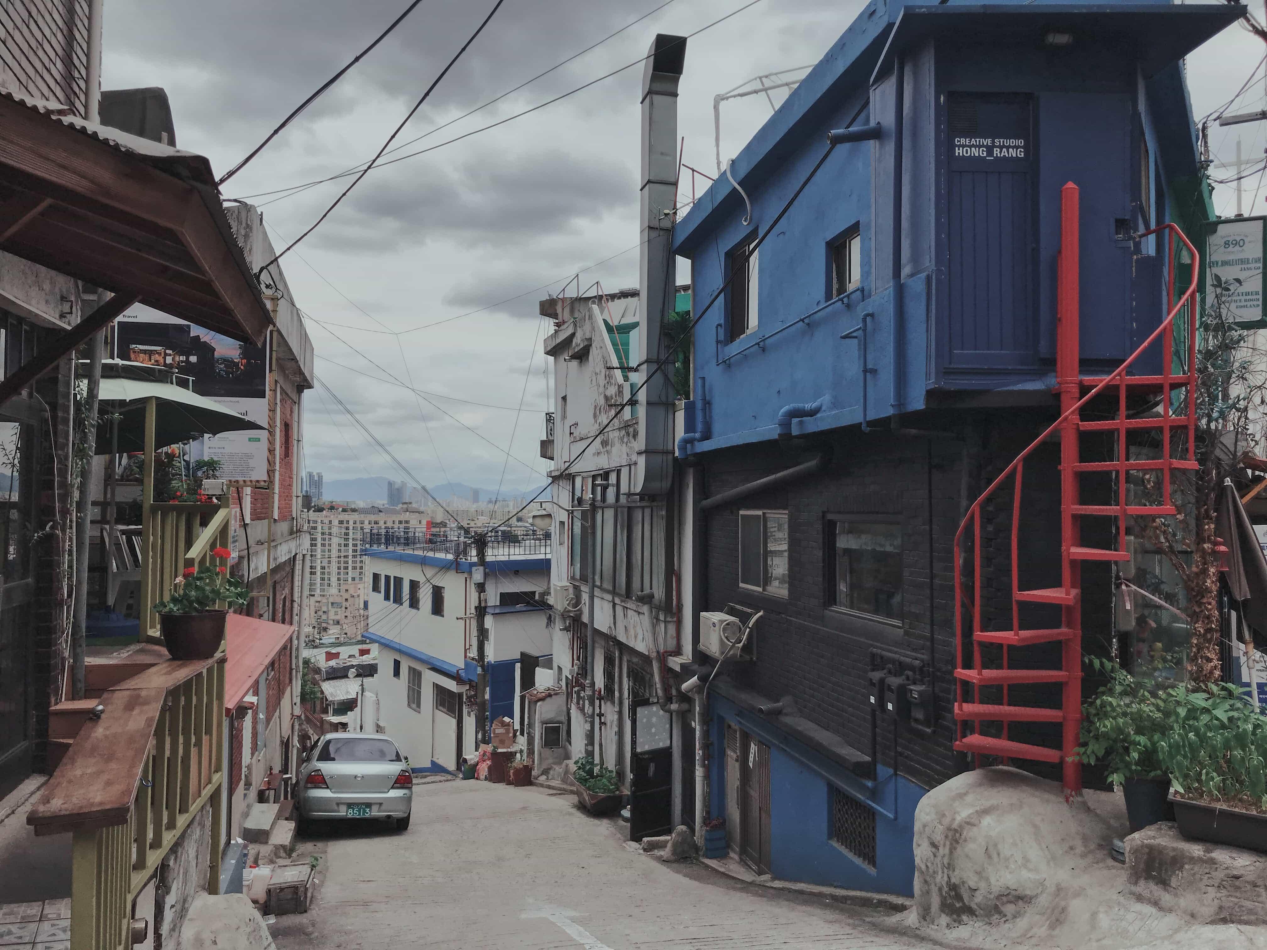 Asian street