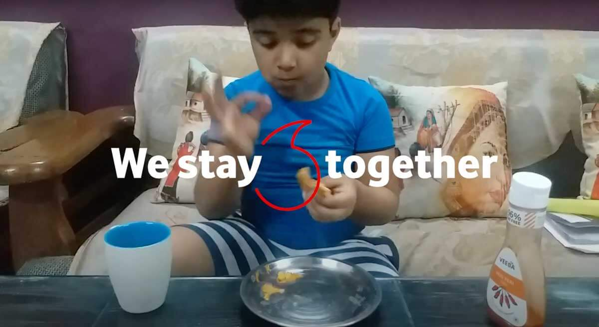 How we #StayConnected